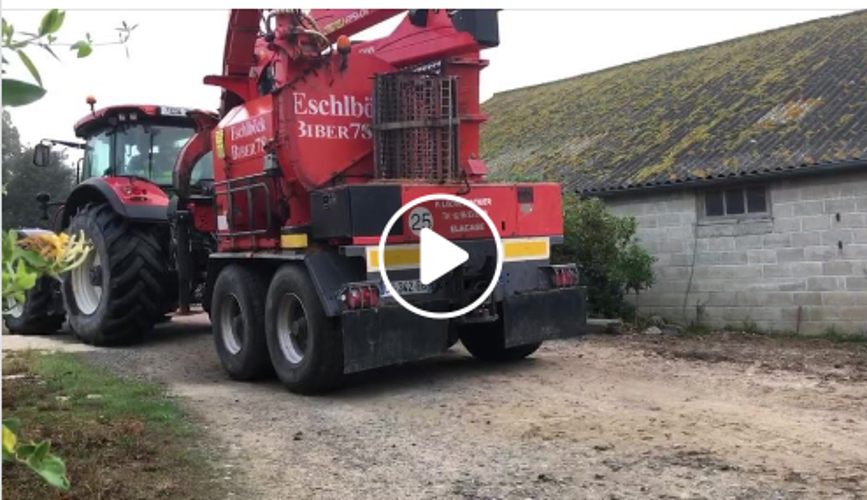 Intervention dans une exploitation agricole - en vidéo 0